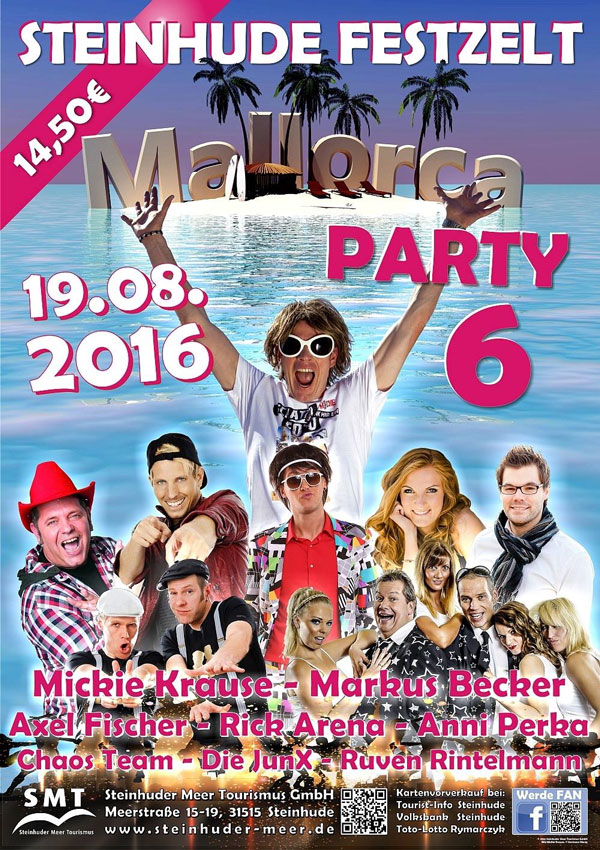 Mallorca Party 6 in Steinhude